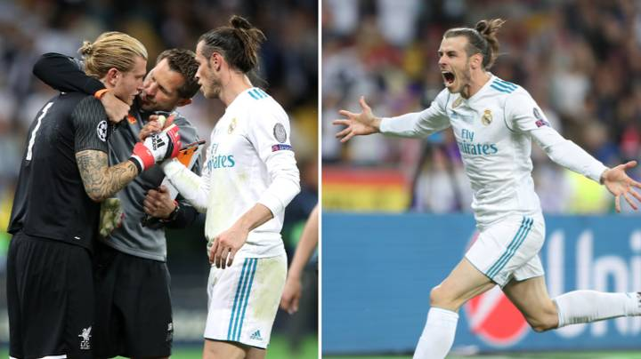 Gareth Bale Confesses What He Said To Loris Karius After Champions League Final