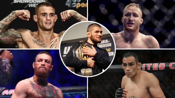 Khabib Nurmagomedov's Coach Names UFC Star's Toughest Opponent Out Of Top Lightweights