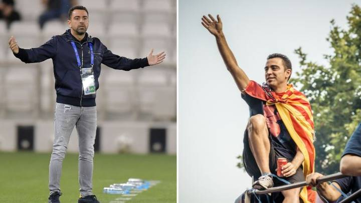 Xavi 'Agrees' To Take Over As Barcelona Manager From Quique Setien