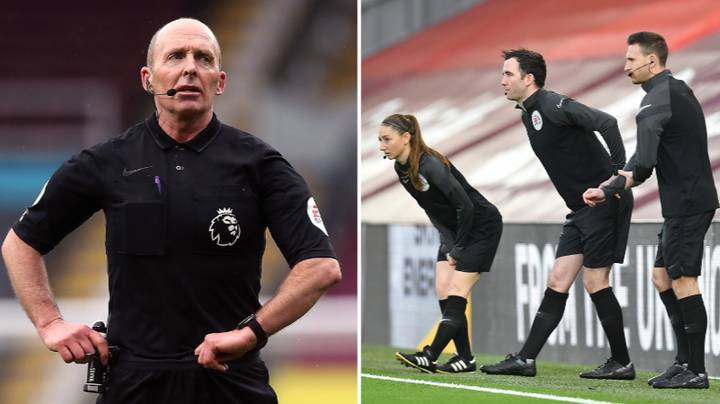 Players Urged To Show Support For Referees By Clapping Them On To The Field