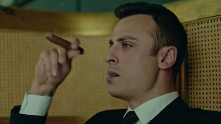 Dimitar Berbatov Looks Like An Absolute Badass In New Film Trailer Coming In 2018