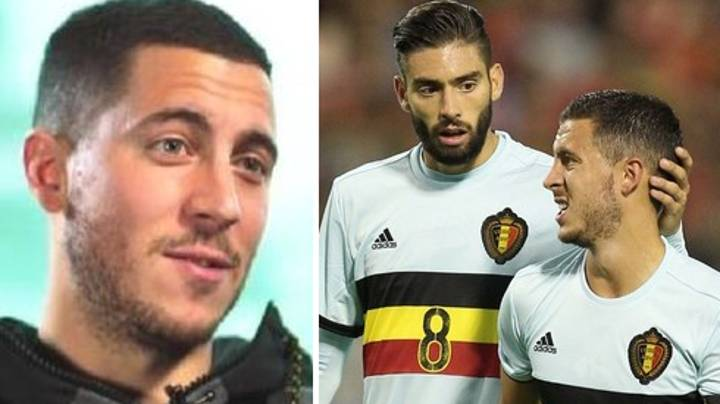 Hazard Makes A Very, Very Good Point About Carrasco's Transfer To China