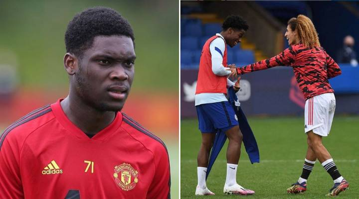 Manchester United Youngster Teden Mengi Criticises Teammate For Chelsea Defeat