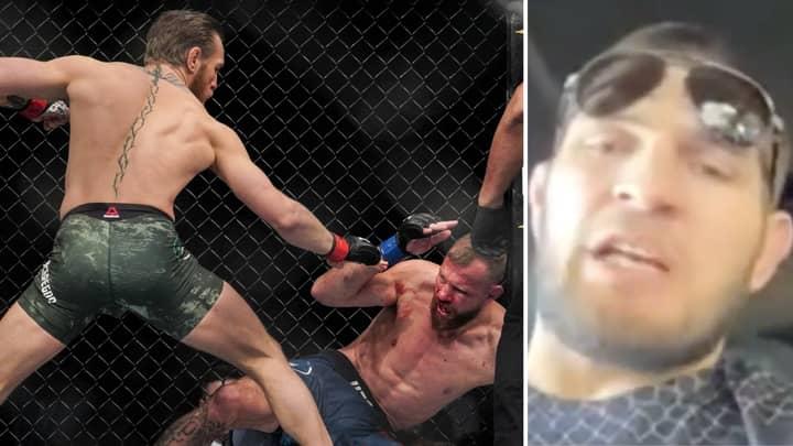 Khabib Nurmagomedov Launches Scathing Attack On Conor McGregor Over Donald Cerrone Win