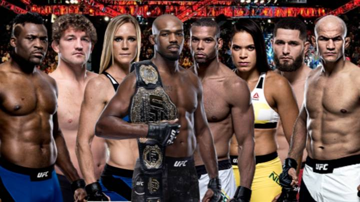 UFC 239 Promises To Be The Most Stacked MMA Card Of All-Time