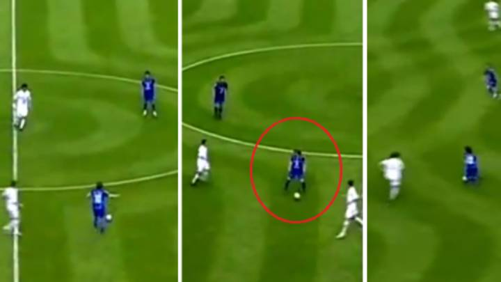 Watch: Proof That Luka Modric Is The King Of The Dummy