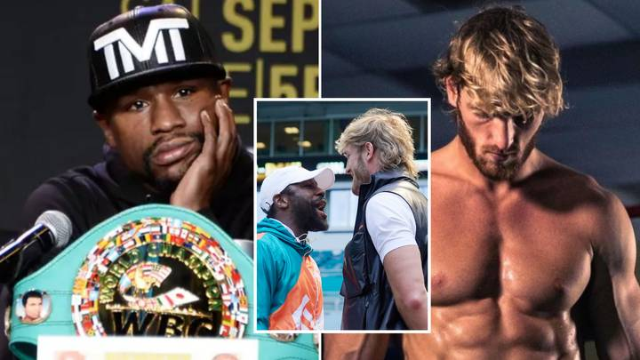 Floyd Mayweather Will 'Make A Mockery Of His Boxing Career' If He Loses To Logan Paul