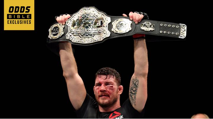 ODDSbible Exclusive: Michael Bisping Talks About His New Film, GSP And More
