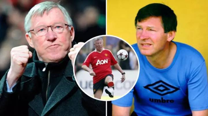 The Time Sir Alex Ferguson Brought Himself On And Got Sent Off In Friendly