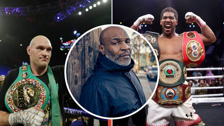 Mike Tyson Gives His Verdict On Potential Tyson Fury Vs Anthony Joshua Title Unification Fight