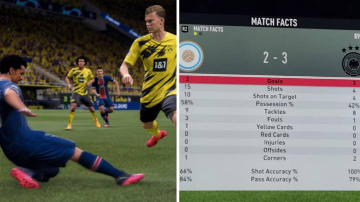 EA Sports Respond To Fan Who Questioned If 'Scripting' Has Been Removed From FIFA 21
