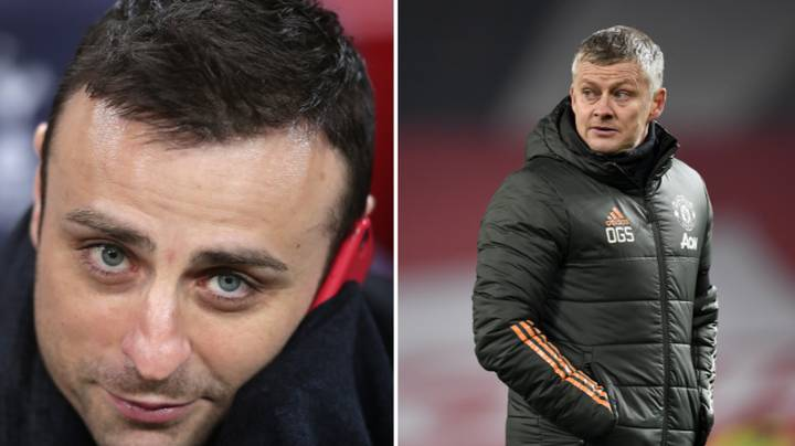 Dimitar Berbatov Criticises Manchester United Players For Hugging Rivals