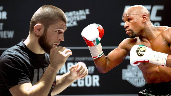 Khabib Sends Floyd Mayweather His Terms For Boxing Fight