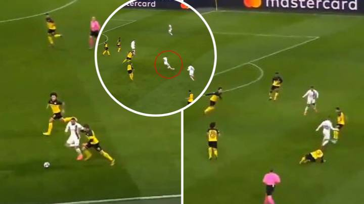 Layvin Kurzawa Goes Viral After Brilliant Run Is Ended With Awful Pass