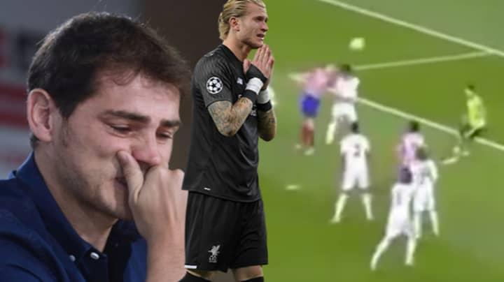 Iker Casillas Tweets Video Of His Mistakes In Truly Brilliant Gesture