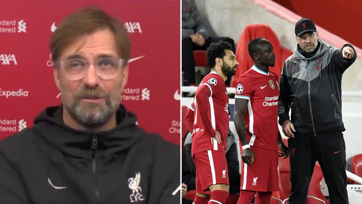 Jurgen Klopp Names The Greatest Player He's Ever Managed In His Career