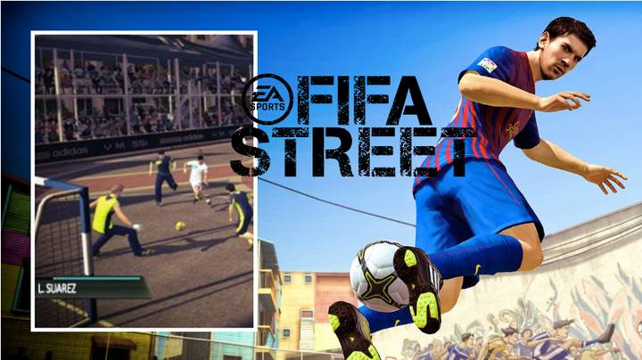 Fans Are Desperate For EA Sports To Release FIFA Street Remastered