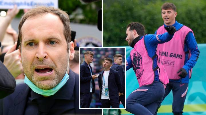 Petr Cech Slams COVID Rules As England Players Mason Mount And Ben Chilwell Forced To Self-Isolate