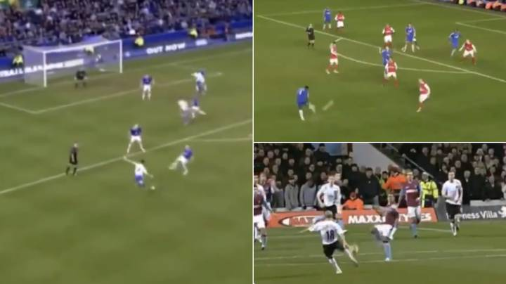 The Premier League Goal Of The Month Nominations For December 2006 Will Never, Ever Be Topped