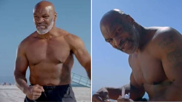 Mike Tyson's Comeback Opponent Has Been Named, And It's A Shark