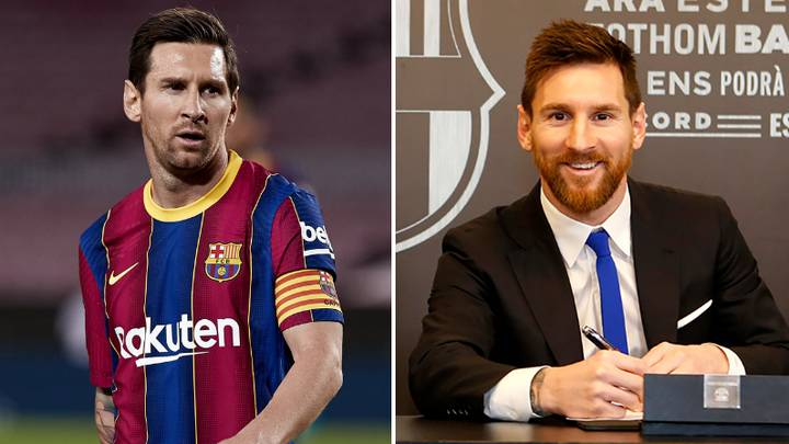 Lionel Messi Has Decided Where He Will End His Decorated Playing Career