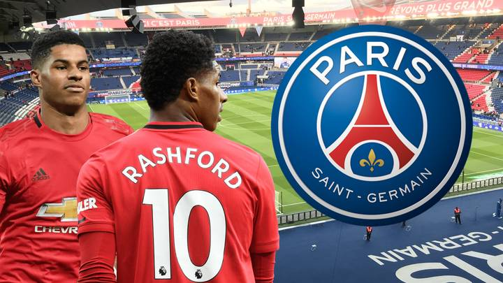 Paris Saint-Germain Planning Sensational Summer Transfer For Manchester United's Marcus Rashford