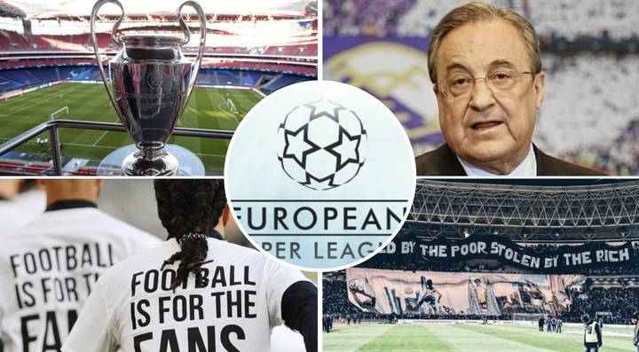 All 12 European Super League Clubs 'To Hold Meeting Tonight' Over Disbanding Competition After HUGE Backlash