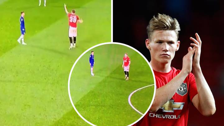 Manchester United Fans Call For Scott McTominay To Be Named Captain Following Chelsea Performance