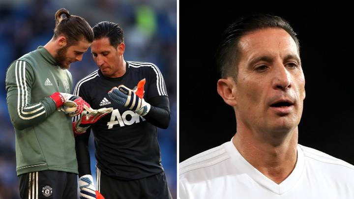 Former Manchester United Goalkeeping Coach Emilio Alvarez Accuses David De Gea Of Being 'Disloyal'