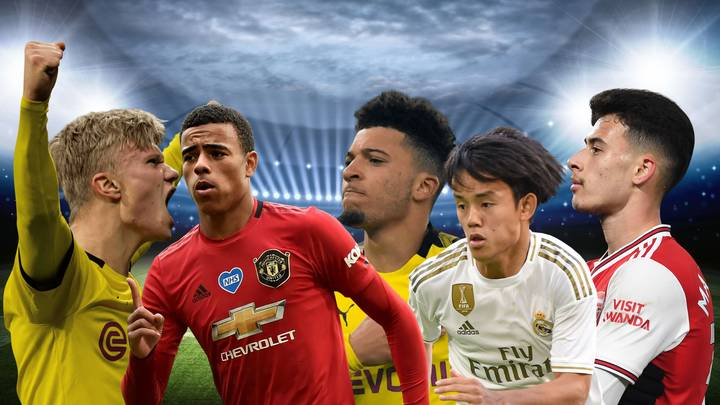 Football's Best Wonder-Kids Have Been Ranked With Three In The Top Tier