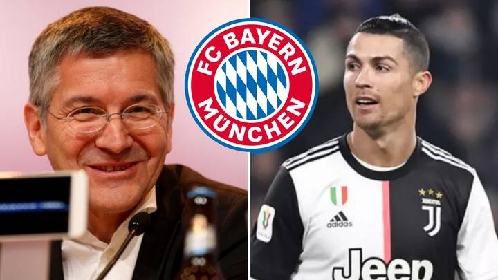 Bayern Munich President Explains Why The Club Would Not Sign Cristiano Ronaldo