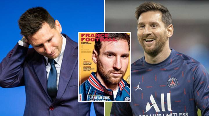 """""""I Was Not Wrong To Go To PSG"""" - Messi Lifts The Lid On His Blockbuster Summer Move"""