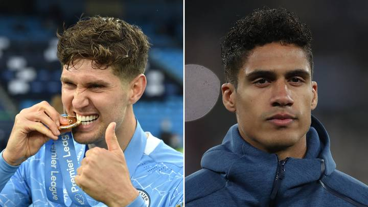 John Stones Is 'Better' Than Raphael Varane And 'I'd Rather Have Him In My Team'