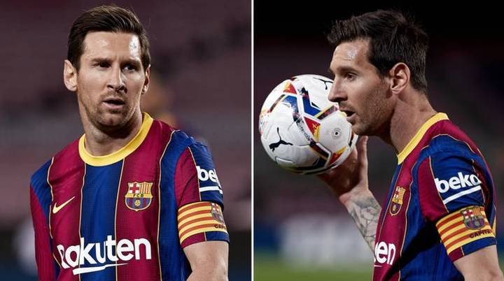 Lionel Messi Has Five Conditions He Wants To Be Met Before Signing Barcelona Contract
