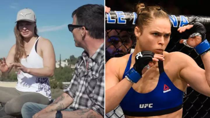 Ronda Rousey Asked If She'll Ever Make A UFC Return, Her Response Says It All