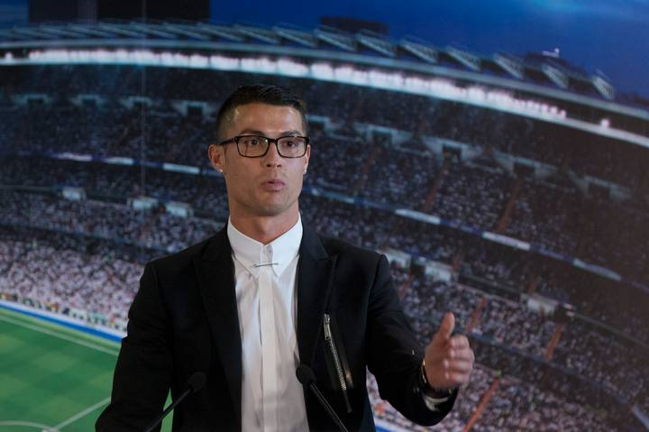 Why Cristiano Ronaldo's Glasses Are Set To Land Him In Trouble