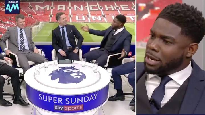 Micah Richards Refuses To Back Down When Roy Keane Challenges Him Over His Claim