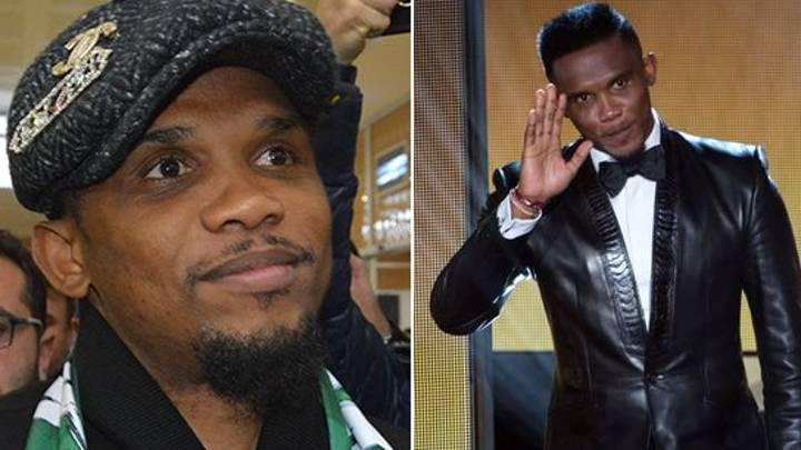 36-Year-Old Samuel Eto'o Officially Joins His 12th Pro Club