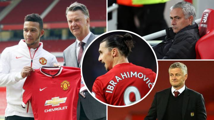 Every Manchester United Signing In The Last Six Years Ranked From 'Hit' To 'Flop'