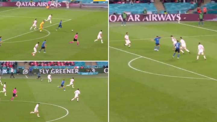 Federico Chiesa Completes Stunning Italy Counter-Attack With Superb Strike Against Spain