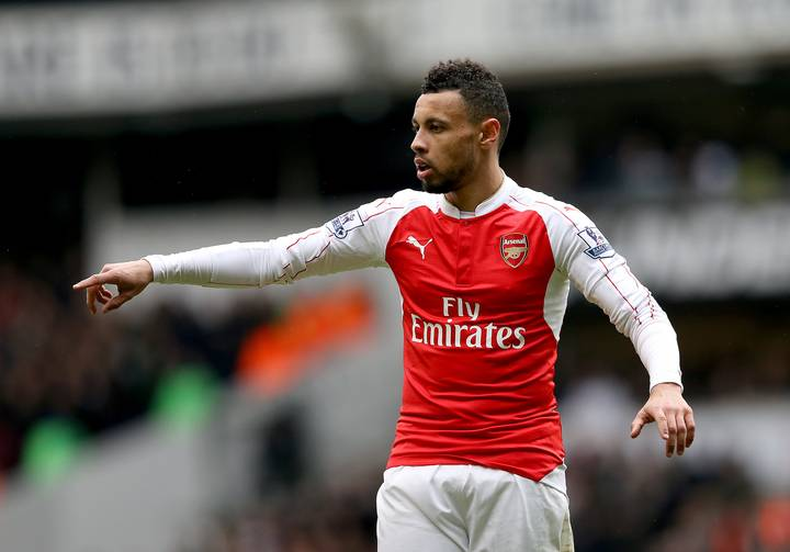 Francis Coquelin Equalled A Premier League Record Today