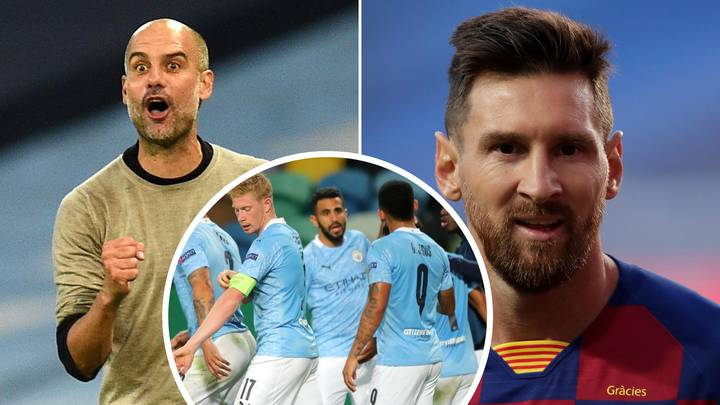 The Three Players Manchester City Will Not Use In A Deal For Lionel Messi
