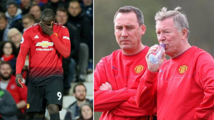 What Rene Meulensteen Said About Romelu Lukaku Before He Signed For Manchester United