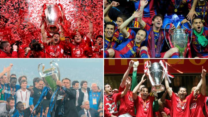 FourFourTwo Have Ranked Every Champions League Winner From Worst To Best