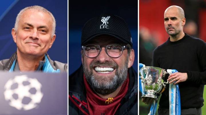 The Top 20 Current Football Managers Ranked By Fan Vote