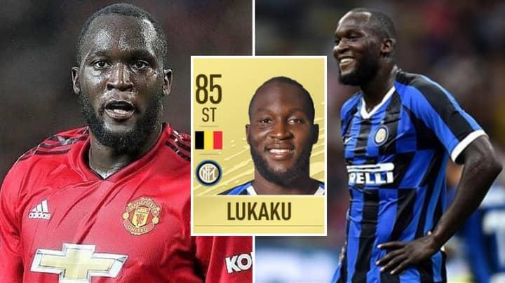 Romelu Lukaku Given Pace Downgrade Of Nine On FIFA 20