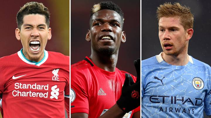 The 25 Most Valuable Premier League Players Right Now Have Been Named