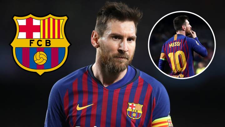 Journalist Notices Something Unusual In Lionel Messi Before He Makes A 'Confession' To Him