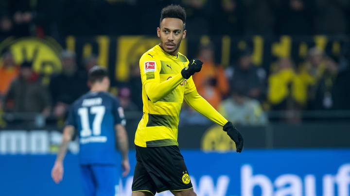 Pierre-Emerick Aubameyang Reportedly Set For Summer Move To China