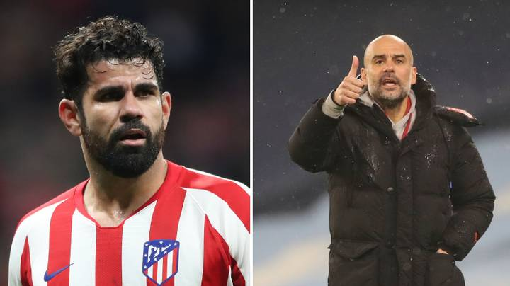 'Diego Costa Would Win Manchester City The Premier League'